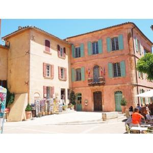 Excursion à Roussillon depuis Apt