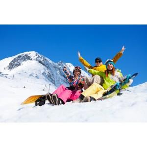 Sortie de ski en bus à Val Thorens