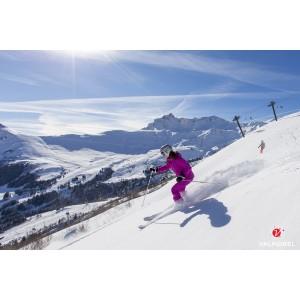 Sortie de ski en bus à Valmorel cp Office du Tourisme Valmorel